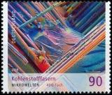 BRD MiNr. 3413 ** Serie Mikrowelten: Kohlenstofffasern, postfrisch