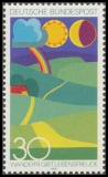 FRG MiNo. 808 ** Hiking, MNH