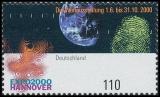 FRG MiNo. 2130 ** World Exhibition EXPO 2000 in Hanover, MNH