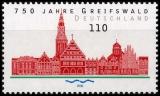 FRG MiNo. 2111 ** 750 years Greifswald, MNH