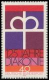 FRG MiNo. 810 ** 125 years Diakonia, MNH