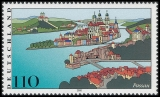 FRG MiNo. 2103 ** Pictures from Germany (VI): Passau, MNH