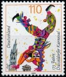 FRG MiNo. 2099 ** 175 years Carnival Dusseldorf, MNH