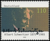 FRG MiNo. 2090 ** 125th birthday of Albert Schweitzer, MNH