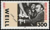 FRG MiNo. 2100 ** 100th birthday of Kurt Weill, MNH