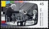 FRG MiNo. 3415 ** Series German Television Legends: Dinner for One, MNH