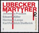 BRD MiNr. 3417 ** Lübecker Märtyrer, postfrisch