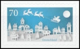 BRD MiNr. 3423 ** Weihnachtsschlitten, selbstklebend, postfrisch
