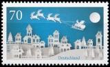 FRG MiNo. 3421 ** Christmas sleigh, MNH