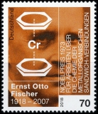 FRG MiNo. 3420 ** 100th birthday Ernst Otto Fischer, MNH
