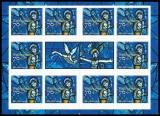 FRG MiNo. MH 112 (3422) ** Christmas 2018, stamp set, self-adhesive, MNH