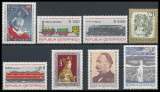 Austria MiNo. 1558-1565 ** new issues November + December 1977, MNH