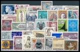 Österreich Jahrgang 1979 ** MiNr. 1597-1630 komplett, postfrisch