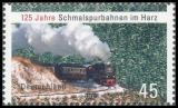 FRG MiNo. 2910 ** 125 years narrow gauge railways in the Harz, MNH