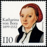 FRG MiNo. 2029 ** 500th birthday of Katharina von Bora, MNH