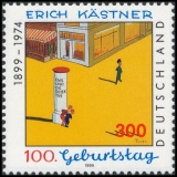 FRG MiNo. 2035 ** 100th birthday Erich Kästner, MNH