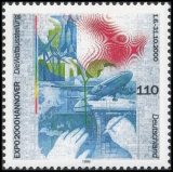 FRG MiNo. 2042 ** World Exhibition EXPO 2000, Hannover, MNH