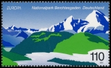 FRG MiNo. 2046 (from block 47) ** Europe 1999 - Nature and national parks, MNH