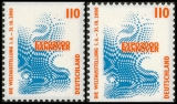 FRG MiNo. 2009C-2009D set ** Sights (XXII): EXPO 2000 Hannover, MNH