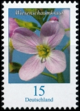 BRD MiNr. 3424 ** Dauerserie Blumen: Wiesenschaumkraut, postfrisch
