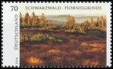 BRD MiNr. 3428 ** Serie Wildes Deutschland: Schwarzwald-Hornisgrinde, postfrisch