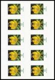 FRG MiNo. FB 81 (3430) ** Winterling, Foil sheet, self-adhesive, MNH