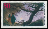 FRG MiNo. 815 ** 200th birthday of Caspar David Friedrich, MNH