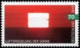 FRG MiNo. 3441-3442 set ** Air reflection sun & Rainbow fragment, MNH
