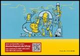 FRG MiNo. MH 113 (3438-3440) ** Welfare 2019: Tailor, stamp set, wet-adh., MNH