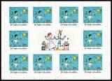 FRG MiNo. MH 114 (3444) ** Welfare 2019: Tailor, stamp set, self-adh., MNH