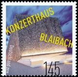 FRG MiNo. 3451 ** Blaibach Concert Hall, MNH