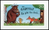 FRG MiNo. 3452 ** The Gruffalo, self-adhesive, MNH
