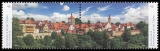 FRG MiNo. 3453/3454 set ** Series panoramas: Rothenburg ob der Tauber, MNH