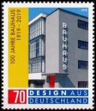 FRG MiNo. 3456 ** 100 years Bauhaus, MNH