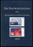 Yearbook 1999 Postage stamps of the Federal Republic of Germany without stamps
