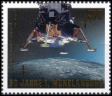 FRG MiNo. 3479 ** 50 years First Moon Landing, MNH