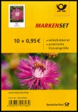 FRG MiNo. FB 90 (3483) ** Series Flowers: Knapweed, foil sheet, self-adh., MNH