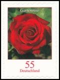 FRG MiNo. 2675 ** Flowers: Gartenrose, MNH, self-adhesive