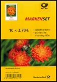 FRG MiNo. FB 93 (3490) ** Flowers: hawkweed, foil sheet, self-adh., MNH