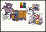 FRG MiNo. Sheetlet 41 (1947) FDC 32/1997 Stamp Day 1997