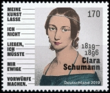 FRG MiNo. 3493 ** 200th birthday Clara Schumann, MNH