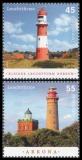 FRG MiNo. 2942-2943 set ** Lighthouses (XIV), MNH