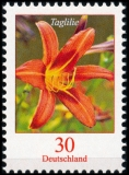 FRG MiNo. 3509 ** Permanent series of flowers: day lily, MNH