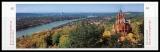 BRD MiNr. 3517/3518 Zd ** Schönste Panoramen: Bonn/Siebengeb., selbstkl.,postfr.
