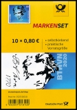 FRG MiNo. MH 116 (3520) ** 250th birthday Beethoven, stamp set, self-adh., MNH