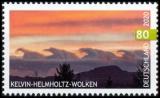 FRG MiNo. 3527-3528 set ** Kelvin-Helmholtz & Lenticular Clouds, MNH