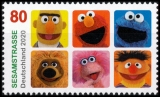 FRG MiNo. 3530 ** Sesame Street, MNH