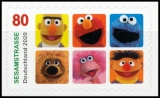 FRG MiNo. 3534 ** Sesame Street, self-adhesive, MNH