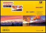 FRG MiNo. FB 97 (3531-3532) ** Sky events, maxiset, self-adhesive, MNH