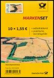 FRG MiNo. FB 98 (3533) ** Green Belt Germany, foil sheet, self-adhesive, MNH